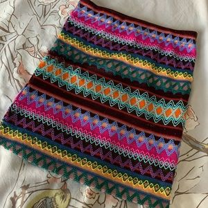 Mags & Pye Mini Skirt